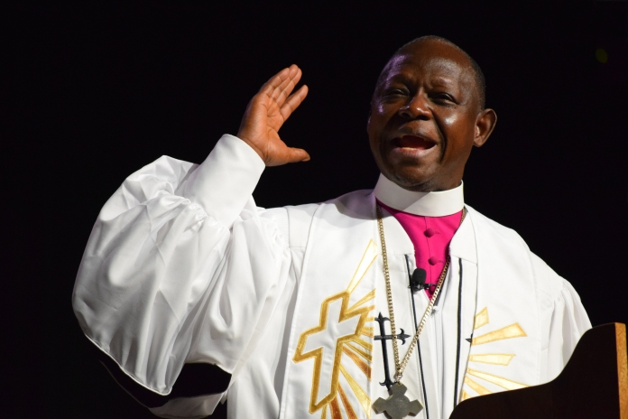 Bishop Yambasu