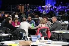 delegates ASKED TO PRAY