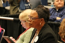 Dr. Gloria Brown Observes
