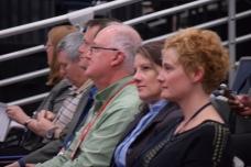 Visitors and alternate delegates