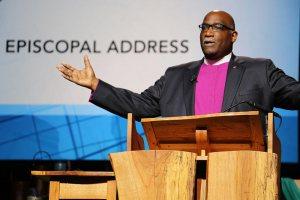 Bishop Palmer's Episcopal Address