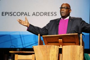 Bishop Palmer's Episcopal Address